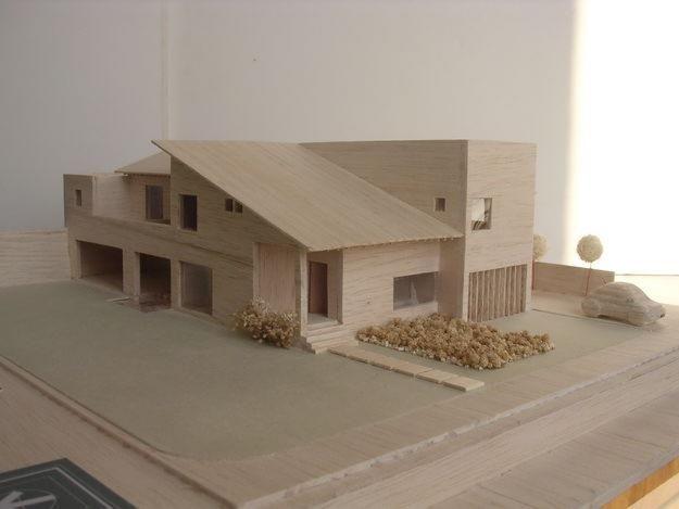 venta de maquetas de casa de madera