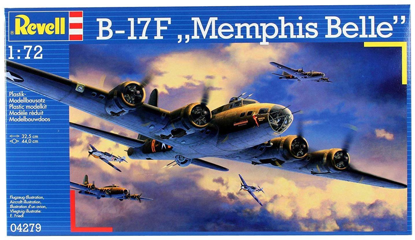 Maqueta Revell B-17F Aviones de guerra