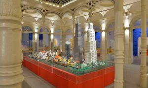 Gran Ciudad, maqueta de lego