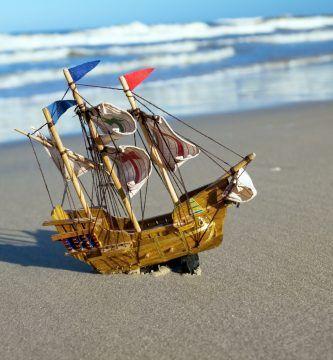 Maquetas de barcos para principiantes